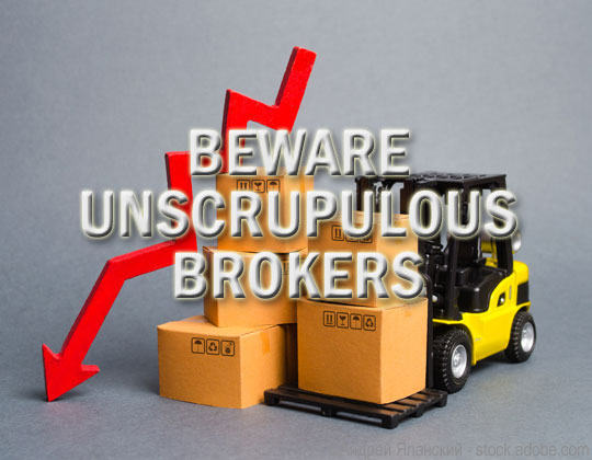 OOIDA sets sights on unscrupulous brokers