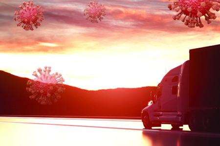 COVID-19 truckers