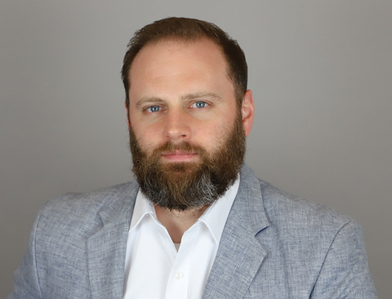 Collin Long, president, truck parking crisis oped