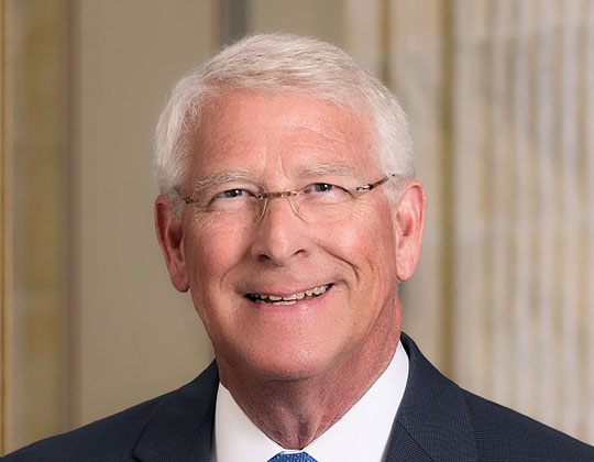 Sen. Roger Wicker, chairman of the Senate Committee on Commerce, Science and Transportation