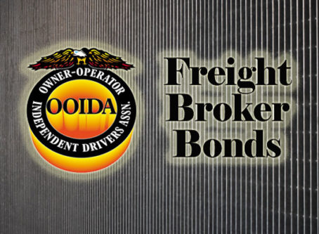 OOIDA opposes group's broker bond exemption request