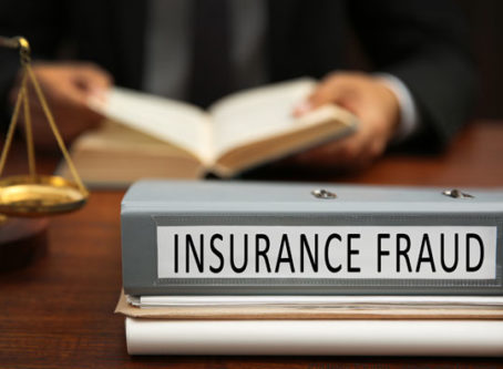 Insurance fraud court case