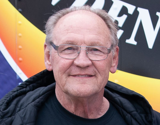 Todd Spencer, OOIDA president