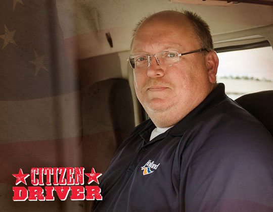 Herschel Evans is a trainer for Holland. He was named a 2020 TA & Petro Citizen Driver.