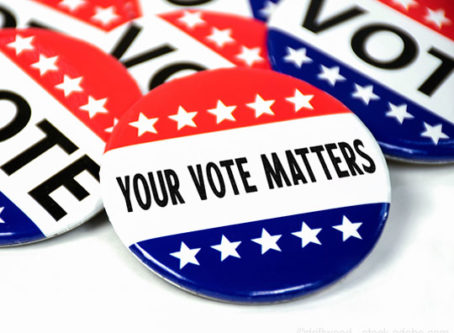 Absentee voting - Your vote matters