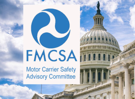 Motor Carrier Safety Advisory Committee