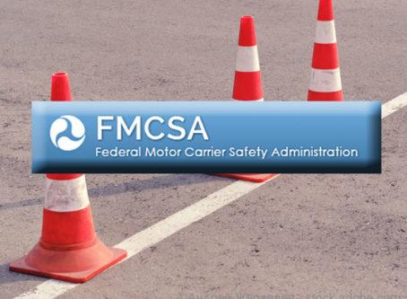 FMCSA logo, waiver