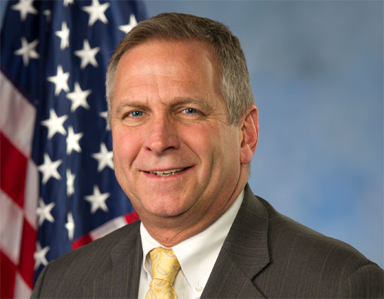 Rep. Mike Bost, R-Ill.