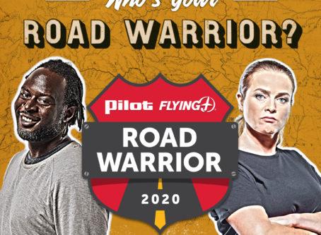 PFJ 2020 Road Warrior contest