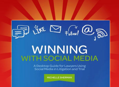 'Winning With Social Media' book cover