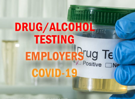 Drug and alcohol testing discretion offered by FMCSA