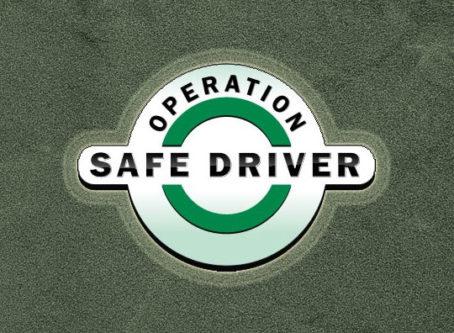 CVSA Operation Safe Driver logo