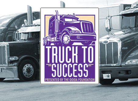 OOIDA's Truck to Success course