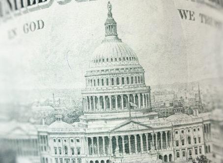 U.S. Capitol on $50 bill, for highway funding