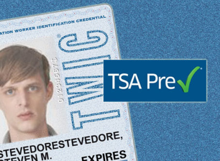 TSA Precheck eligibility is expanding to TWIC, HME holders