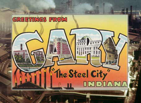 The Spirit heads to Gary, Ind.