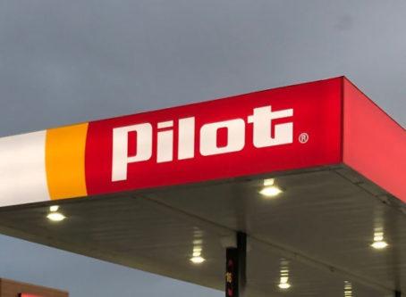 Pilot Co. sign