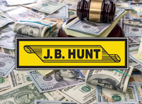 J.B. Hunt lawsuit
