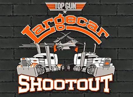 TopGun Largecar Shootout truck show
