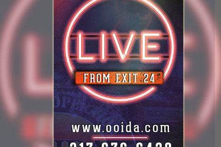 OOIDA talk show 'Live From Exit 24""