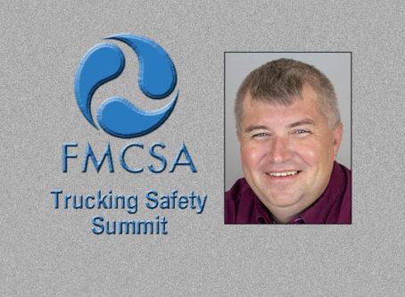 OOIDA's Lewie Pugh a panelist @ FMCSA's Trucking Safety Summit