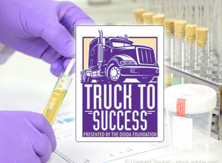 OOIDA's Truck to Success course covers drug testing regs