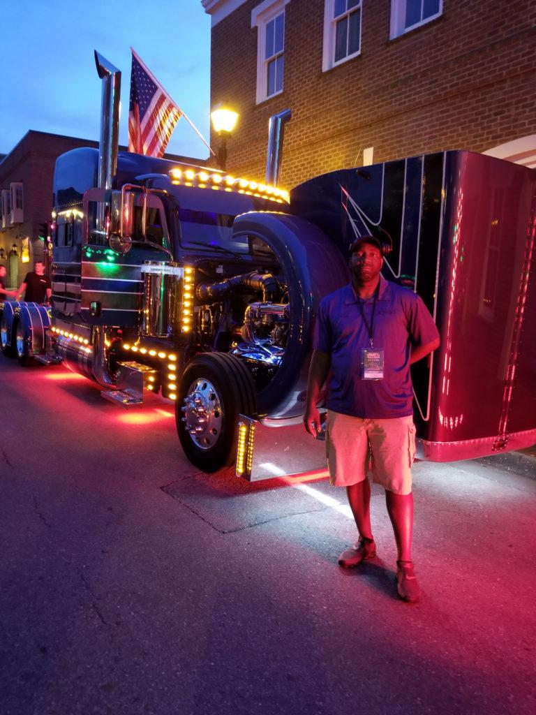 Eric Turner Trucker