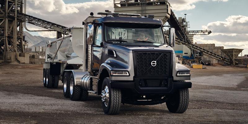Redesigned Volvo Heavy Duty