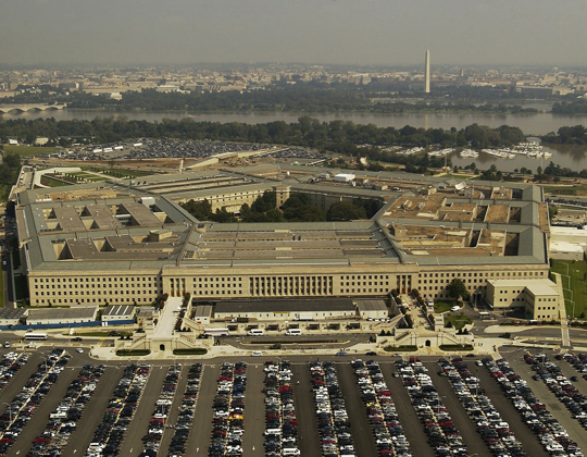 Pentagon truck technology Defense Department