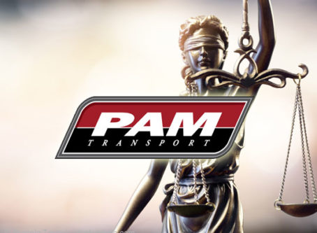 PAM Transport lawsuit