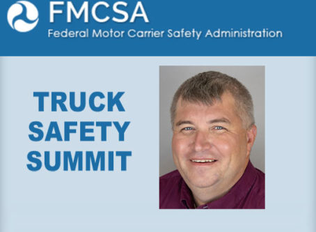 OOIDA's Lewie Pugh speaks at the FMCSA Truck Safety Summit 2020