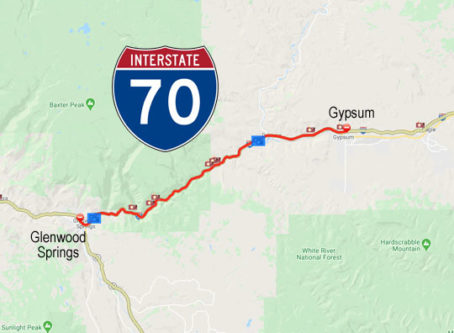 Grizzly Creek Fire shuts down I-70 near Glenwood Canyon, Colo.