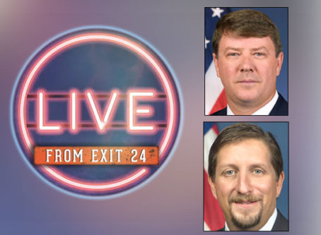 Live from Exit 24 with Jim Mullen and Joe DeLorenzo