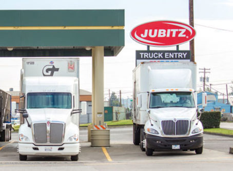 Jubitz Travel Center and Truck Stop