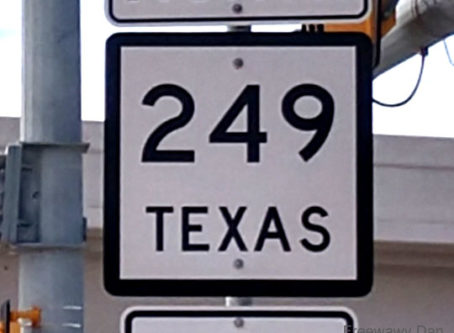 New toll road opens on SH 249 north of Houston
