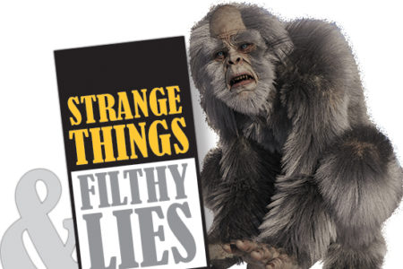 Strange Things and Filthy Lies