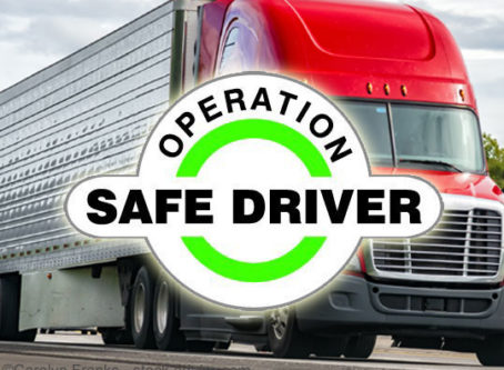 Operate Safe Driver Week