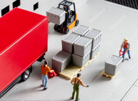 Freight, logistics model