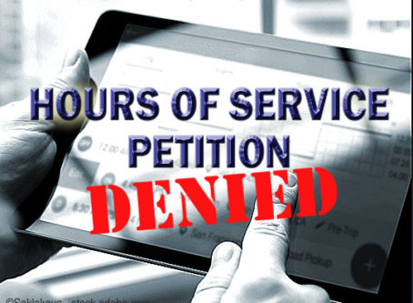 FMCSA moves ahead with hours of service reform