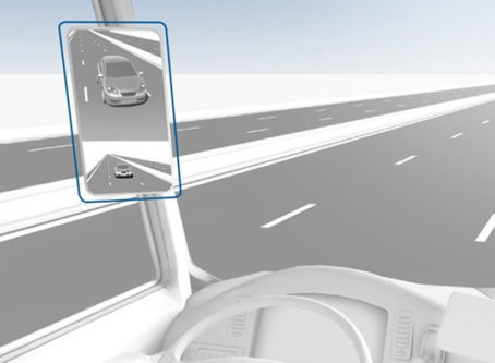 FMCSA grants exemption request for digital mirror system