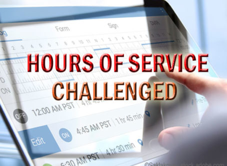 Teamsters, safety groups challenge FMCSA's hours of service