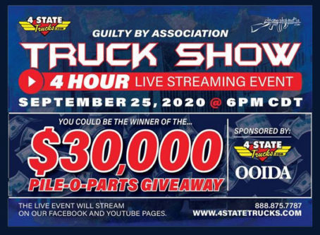 GBATS live streaming event Sept. 25