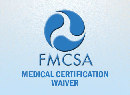 FMCSA extends waiver for expiring CDLs, medical cards