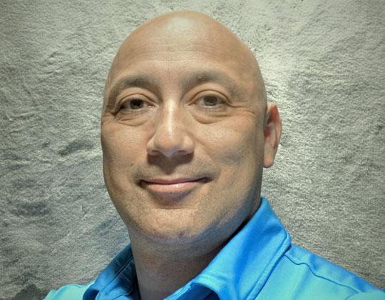 Ivan Hernandez, a U.S. Army veteran driving for Omaha, Neb.-based Werner Enterprises.