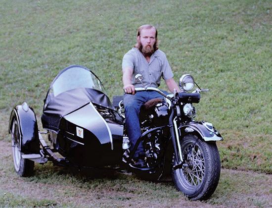 Dashboard Confidential Dave Sweetman Harley