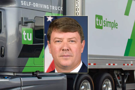 Ex-FMCSA chief Jim Mullen joins TuSimple
