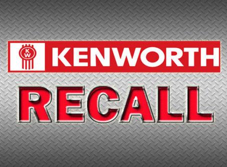 Kenworth recall