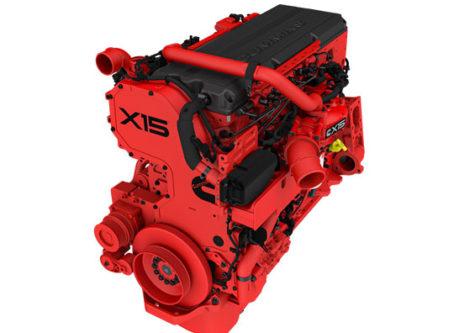Cummins X15 Efficiency engine