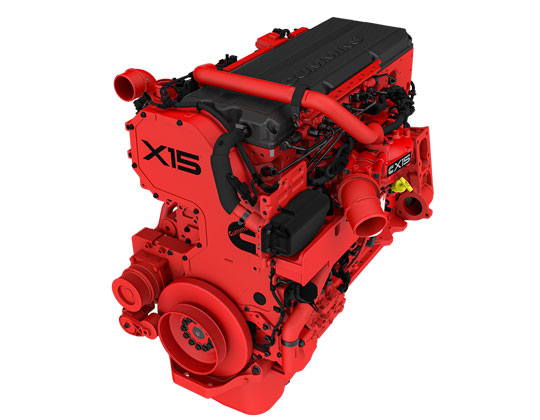 Cummins X15 Efficiency engine