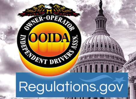 OOIDA, U.S. Capitol, Regulations.gov